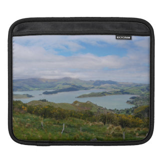 Governors Bay, Christchurch, New Zealand iPad Sleeve