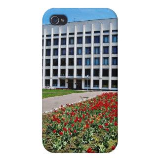 Governor's headquarters, Kremlin, Nizhny Novgorod, iPhone 4 Covers
