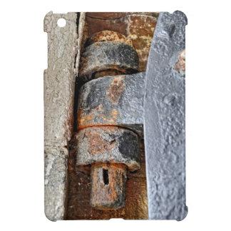 Governor's Island Fort Jay Door Hinge iPad Mini Covers
