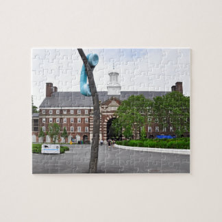 Governor's Island National Park Jigsaw Puzzle