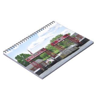 Governor's Island Spiral Notebook