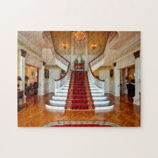 Governor's Mansion Montgomery Alabama. Jigsaw Puzzle