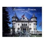 Governor's Mansion, Salt Lake City, Utah Post Card