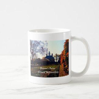 Governor's Palace, Colonial Williamsburg Coffee Mug