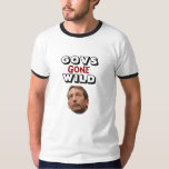 Govs Gone Wild: Mark Sanford T-Shirt
