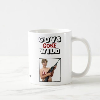 Govs Gone Wild: Sarah Palin Coffee Mug
