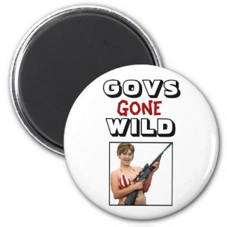 Govs Gone Wild: Sarah Palin Magnet