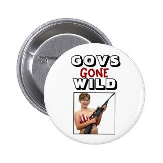 Govs Gone Wild: Sarah Palin Pin