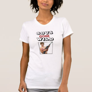 Govs Gone Wild: Sarah Palin Tee Shirt