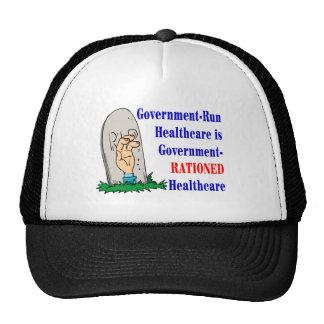Govt Run Rationed Hats
