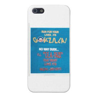 GOVZILLA-design iPhone SE/5/5s Case