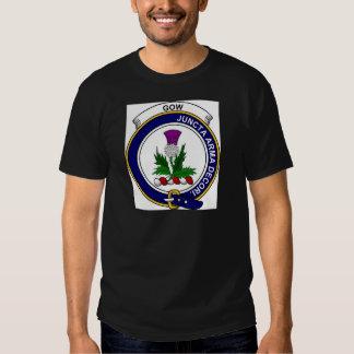 Gow (of Skeoch) Clan Badge T-Shirt