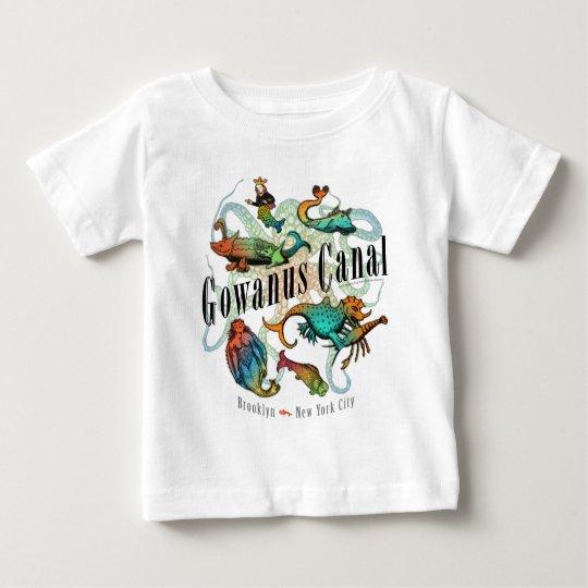 Gowanus Canal, Brooklyn, NY Baby T-Shirt
