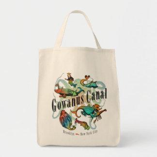 Gowanus Canal, Brooklyn, NY Tote Bag