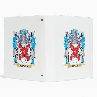 Gowen Coat of Arms - Family Crest Binders