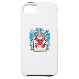 Gowen Coat of Arms - Family Crest Cover For iPhone 5/5S