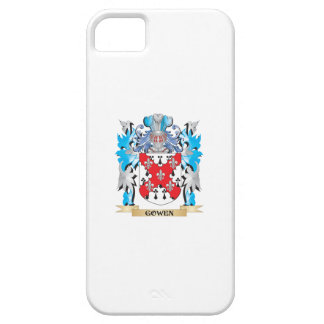 Gowen Coat of Arms - Family Crest iPhone 5 Case