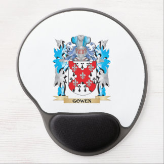 Gowen Coat of Arms - Family Crest Gel Mousepad