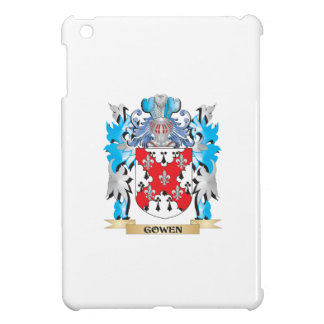 Gowen Coat of Arms - Family Crest Cover For The iPad Mini