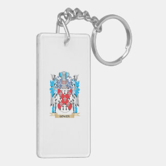 Gowen Coat of Arms - Family Crest Keychain