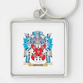 Gowen Coat of Arms - Family Crest Keychains