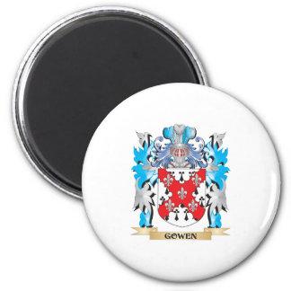 Gowen Coat of Arms - Family Crest Fridge Magnets