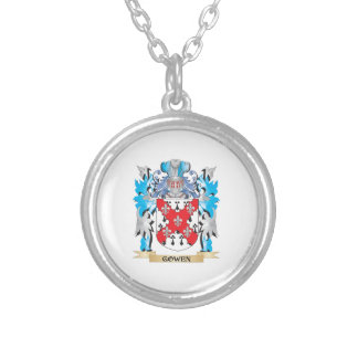 Gowen Coat of Arms - Family Crest Custom Jewelry