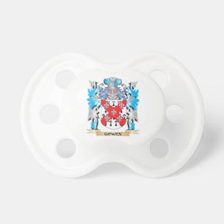 Gowen Coat of Arms - Family Crest Baby Pacifier