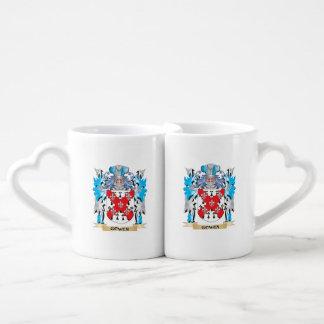 Gowen Coat of Arms - Family Crest Lovers Mug Set