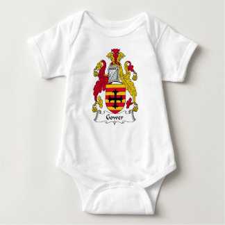 Gower Family Crest Baby Bodysuit