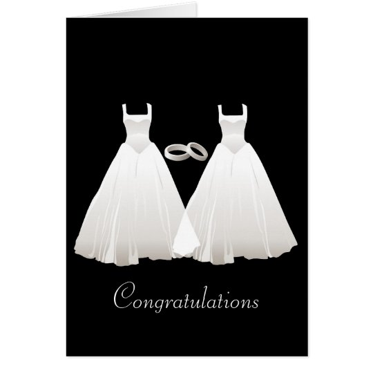 Gowns Card