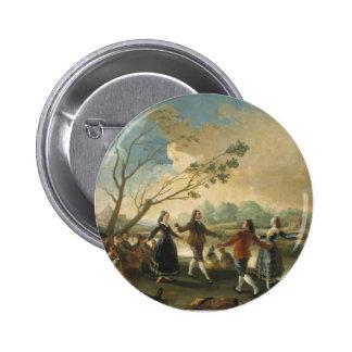 Goya-Danza de Francisco de Majos bancos de Manzan Pin