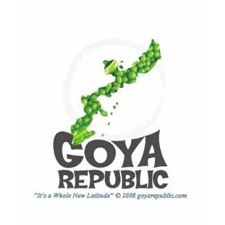 Goya Republic Bold Logo shirt