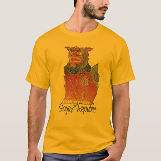 Goya Republic Shisa T-Shirt