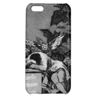 Goya The Sleep of Reason Produces Monsters iPhone 5C Case