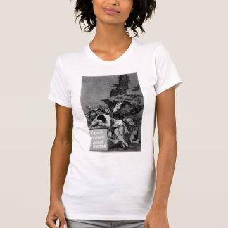 Goya The Sleep of Reason Produces Monsters T-shirt