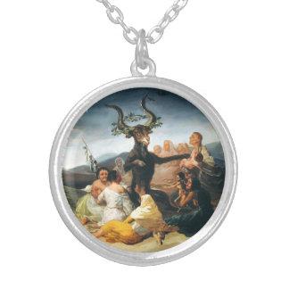 Goya Witches Sabbath Necklace