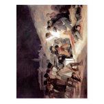 ¿Goya y Lucientes, Francisco de Erschie? Auf del d Tarjeta Postal