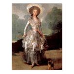 Goya y Lucientes, Francisco de Francisco de Goya F Tarjeta Postal