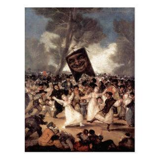 Goya y Lucientes, Francisco de Francisco de Goya F Tarjetas Postales