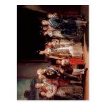 ¿Goya y Lucientes, Francisco de Portr? der Familie Tarjetas Postales