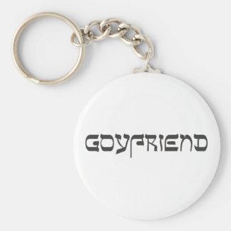 Goyfriend Keychain