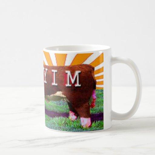 Goyim o taza del ganado