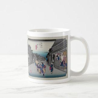 Goyu - Ando Hiroshige Coffee Mug