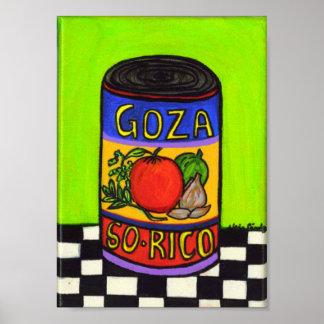 Goza So Rico Poster