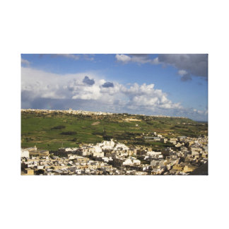 Gozo, Malta Canvas Print