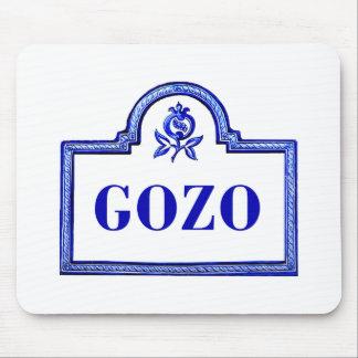 Gozo, placa de calle de Granada Alfombrilla De Ratón