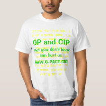 GP and CIP T-Shirt
