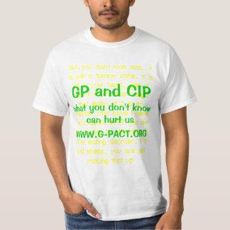 GP and CIP T-Shirt