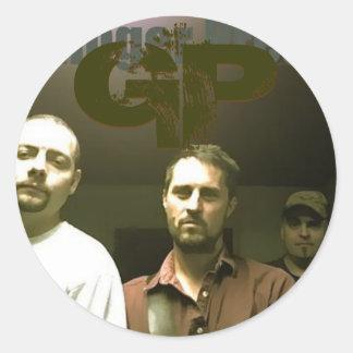 GP II Sticker